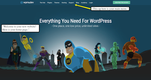 WordPress Training - WPMU DEV - Home Page