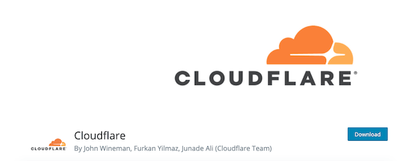 Cloudflare can be used to add more protection to your websites