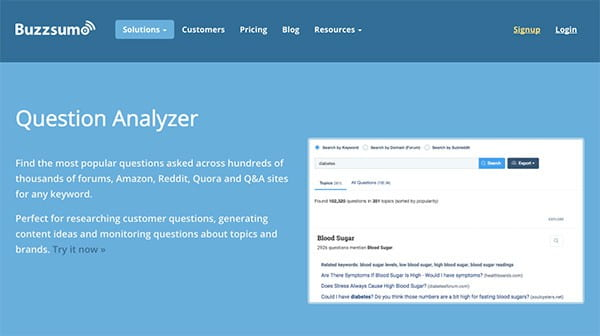 Question Analyzer