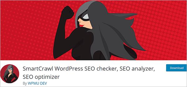 Smartcrawl - WordPress SEO plugin.
