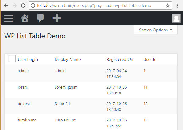 wp-list-table-display-column-data