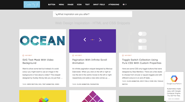7 Best Sites to Find CSS Snippets and Inspiration - WPMU DEV
