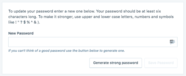 A Complete Guide to WordPress Password Security - WPMU DEV