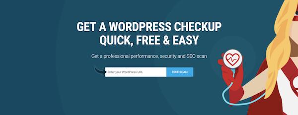 Inherit a WordPress Site - WP Checkup