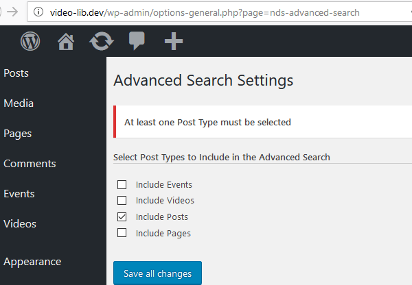 advanced-search-plugin-settings
