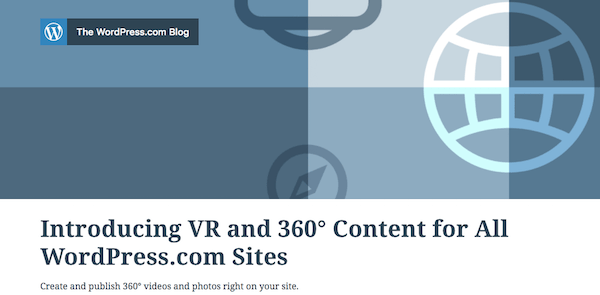 b8500f008adc Virtual Reality in WordPress  Are You Ready to Give This a Shot ...