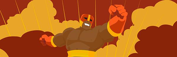 Defender Animation