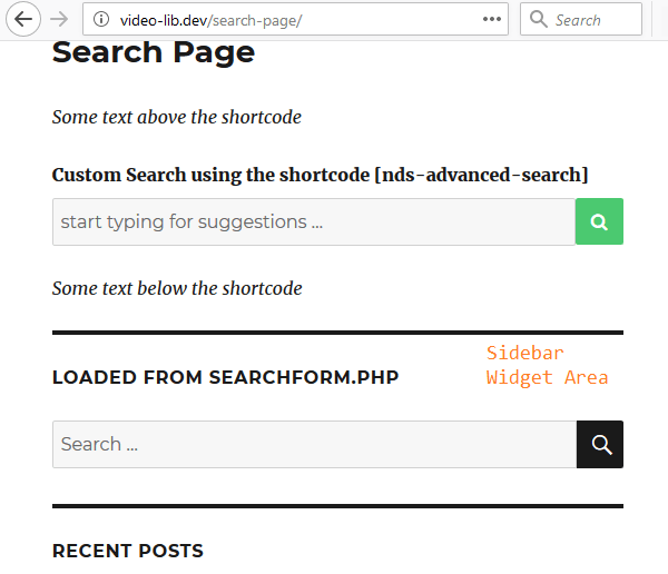 Code Your Own Autosuggest Enabled Advanced Search WordPress Plugin