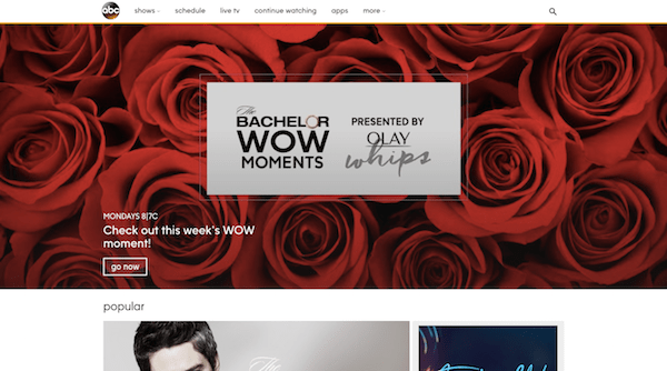 ABC Home Page