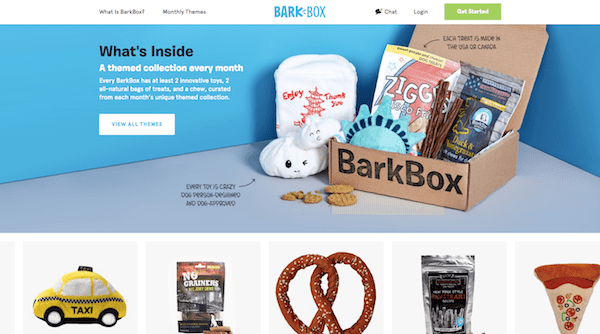 BarkBox Chinese New Year