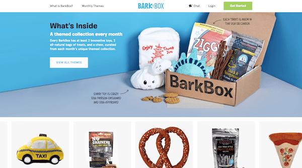BarkBox Chinese New Year