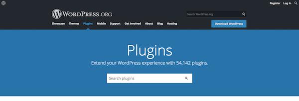 WordPress.org free plugins directory.
