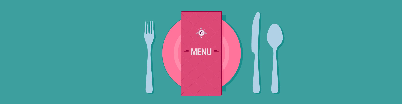 website menu design - WPMU DEV