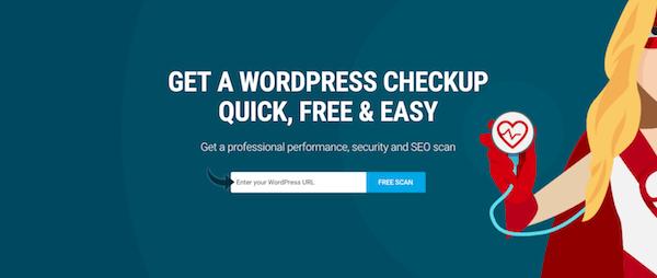 WP Checkup Performance Test