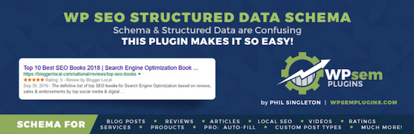 WP SEO Structured Data Schema Plugin by Phil Singleton
