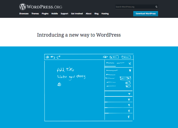 The Gutenberg WordPress Plugin