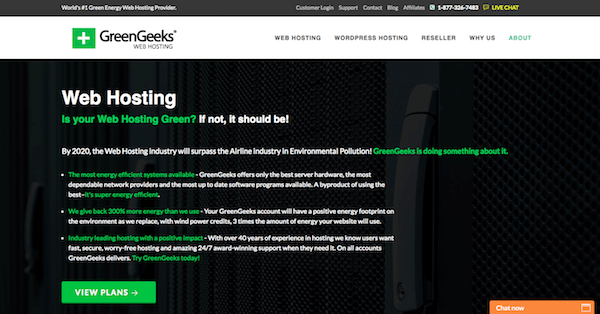 B2B and B2C Websites - GreenGeeks Design