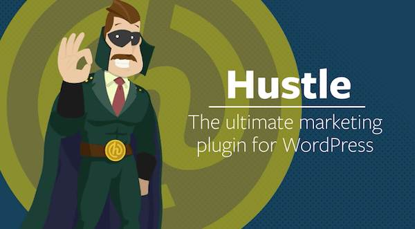 Design the First Page of Your eCommerce Site Hustle Plugin