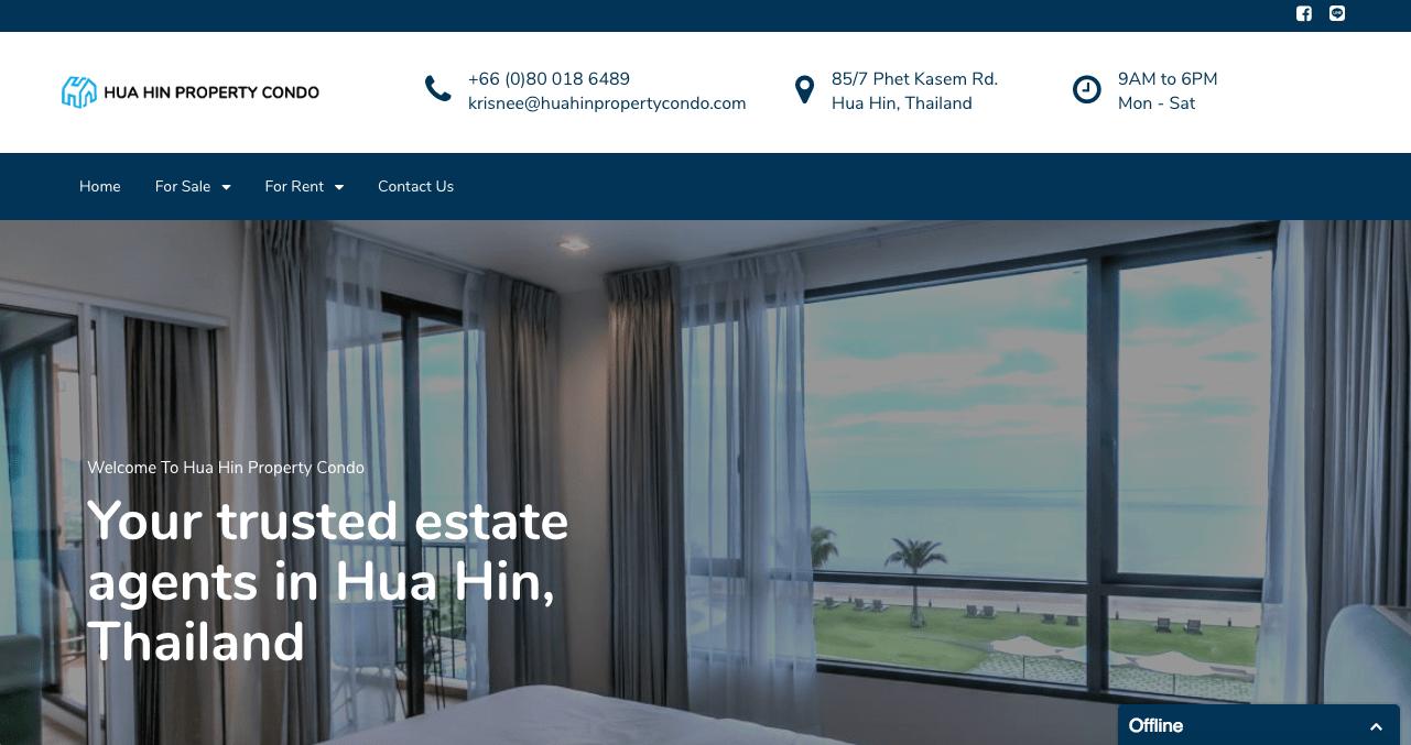 Hua Hin Property Home
