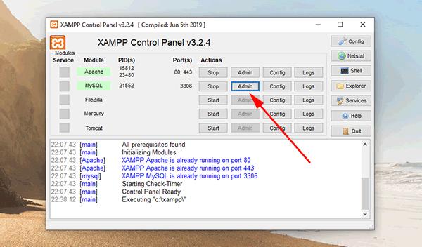 How to Install XAMPP and WordPress on Windows Localhost