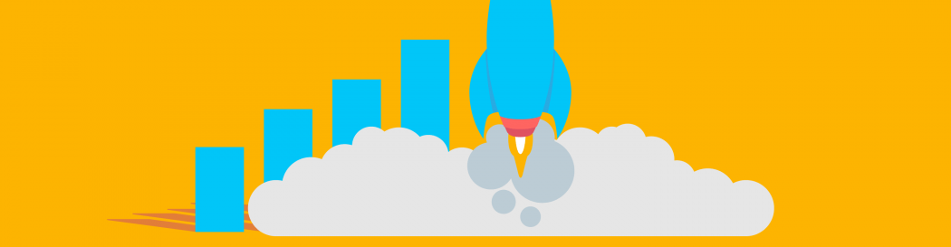 Your site taking off like a rocket