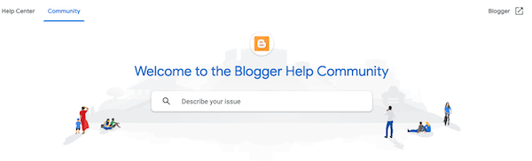 The Blogger forums can be a great resource