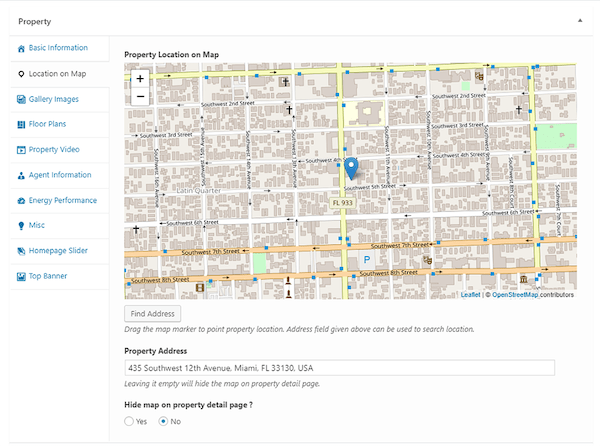 display your listings on Google Maps