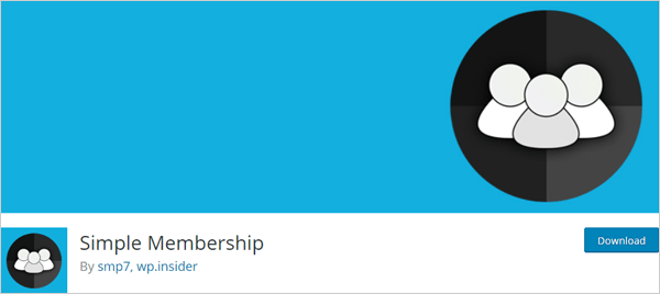 Simple Membership - WordPress Plugin