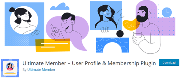 Ultimate Member – User Profile & Membership Plugin
