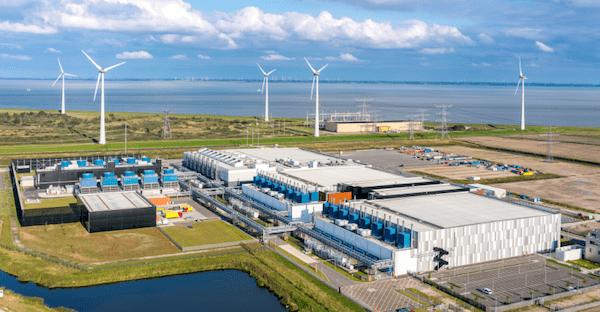 Google's data centers run on renewable energy