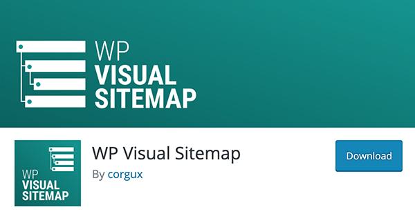 WP Visual Sitemap download.