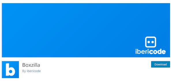 A look at the Boxzilla WordPress popup plugin