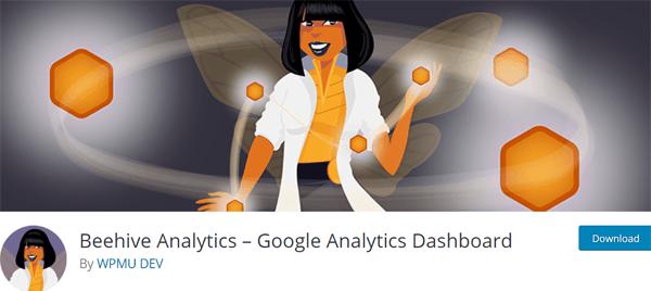 Beehive - Google Analytics dashboard plugin for WordPress.