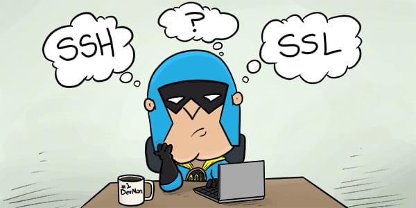 Dev Man SSH and SSL