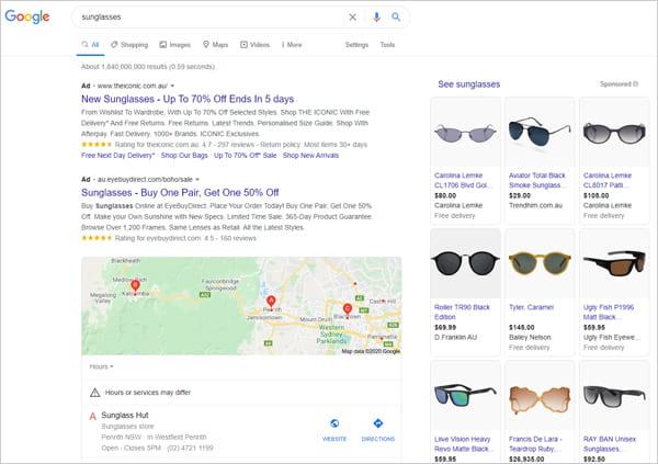 Google Paid Traffic Ads.