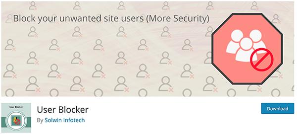 User Blocker.