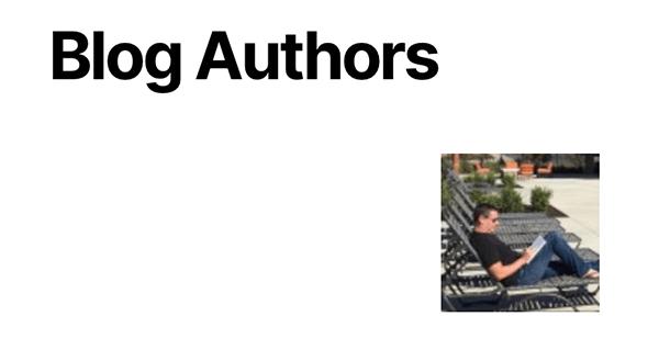 author avatars live example.
