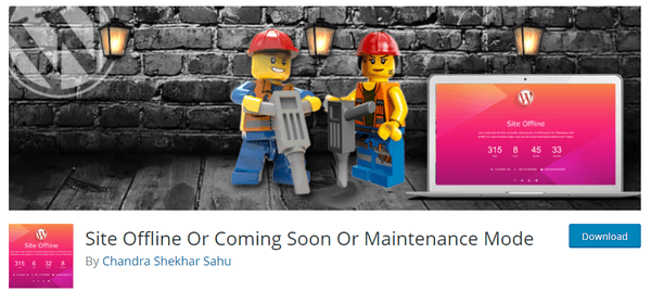 , A Quick and Thorough Guide to WordPress Maintenance Mode, Rojak WP