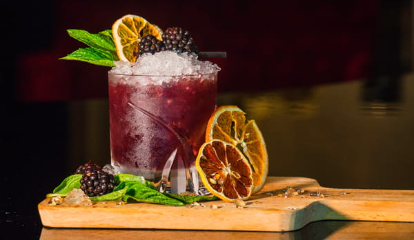 Image of cocktail drink.