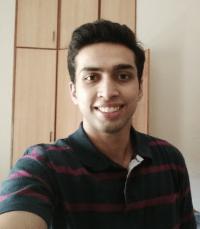Photo of lead developer, Hassan.