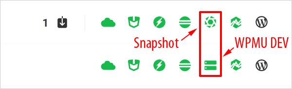 Th Hub - Backup icons