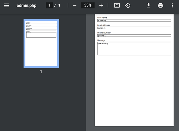 Preview of PDF.