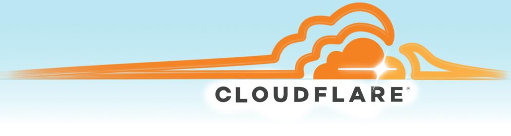 Cloudflare stylized logo