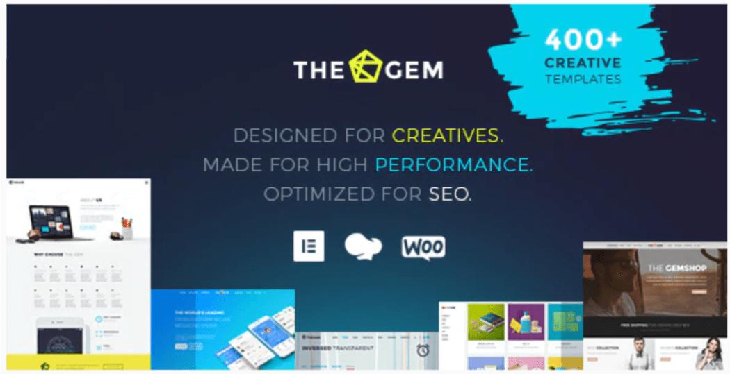 TheGem theme