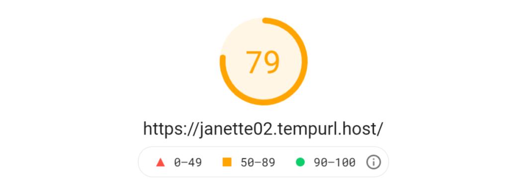 GPSI Score 79