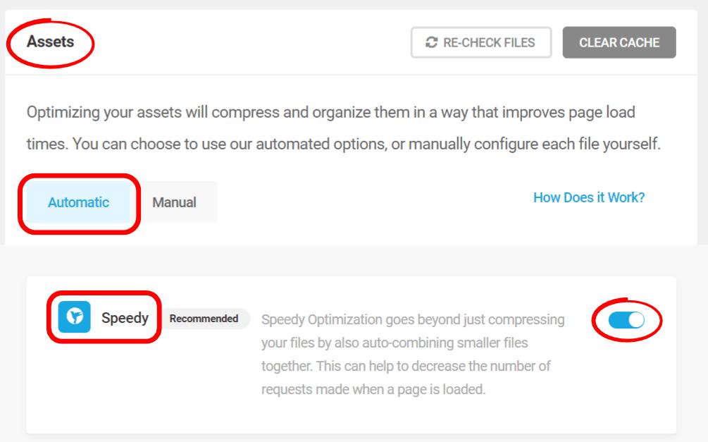 Hbird asset optimization auto & speedy