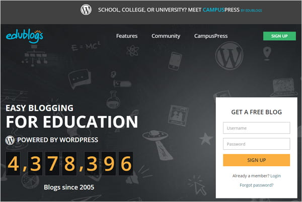 Edublogs.org