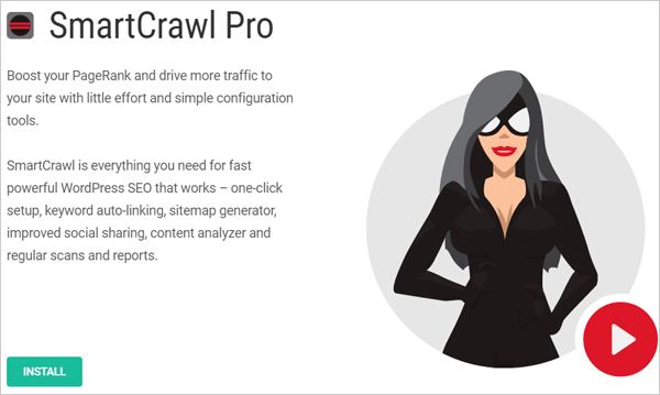 SmartCrawl WordPress SEO plugin