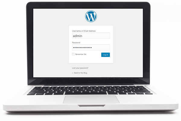 WordPress hide login page