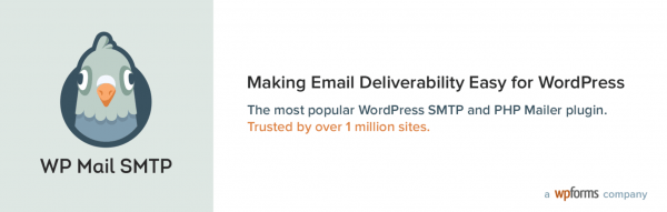 WP Mail SMTP - An SMTP and PHP Mailer plugin for WordPress.